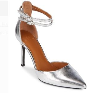 H.halston pointy shoes size 8
